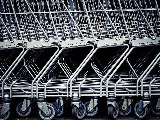 carros supermercados