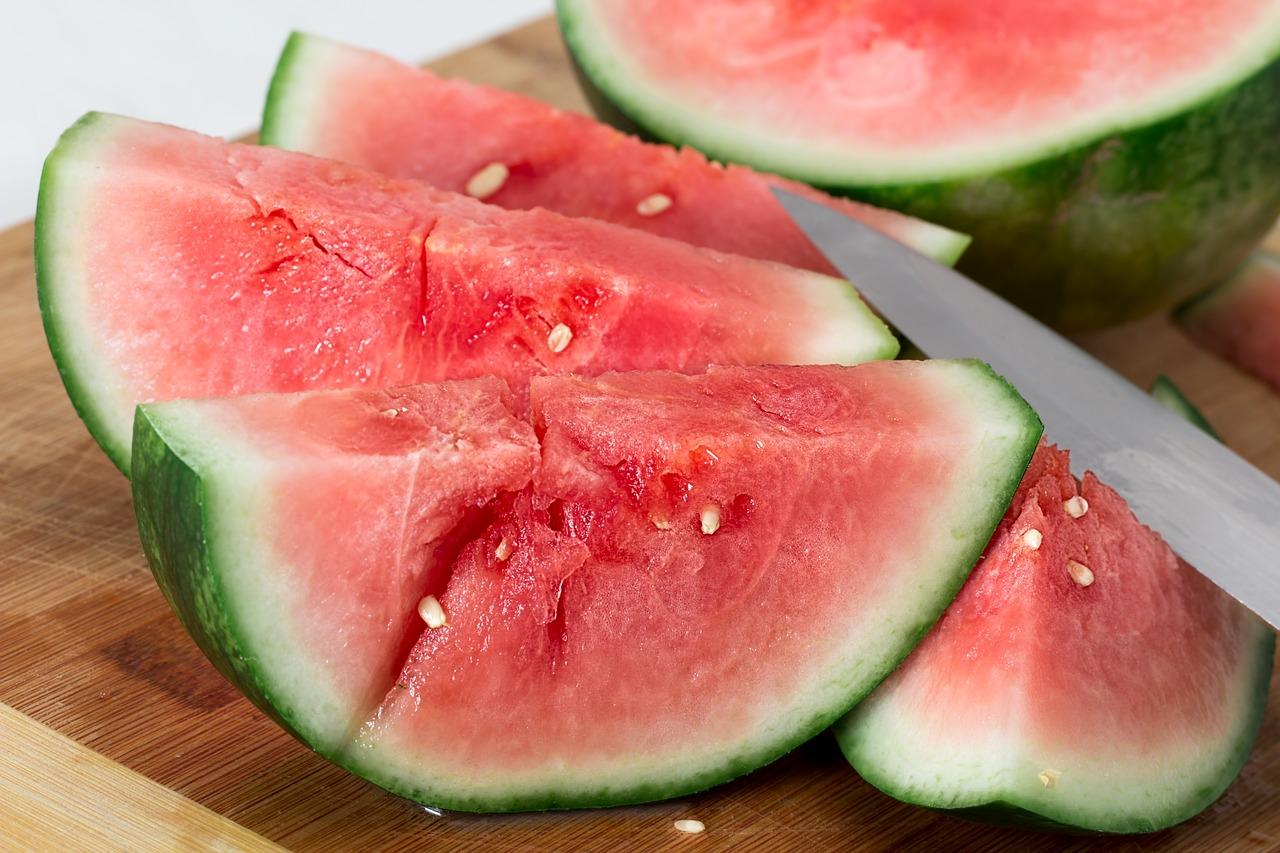 fruta sandía
