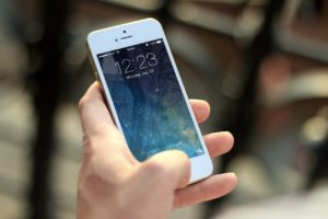 pantalla móvil